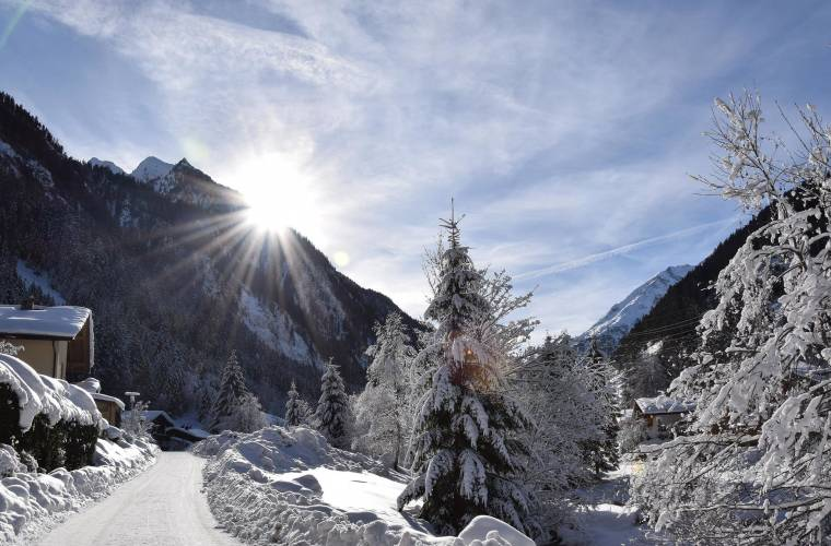 Winterzauber Ginzling