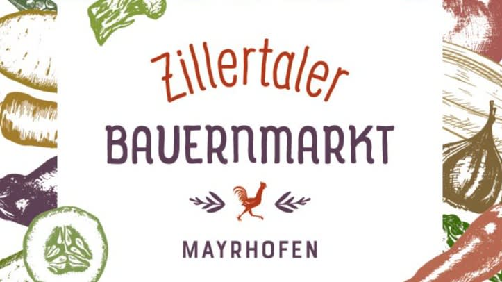 The Zillertal farmers' market delights with fresh regional produce and fine local craftsmanship.