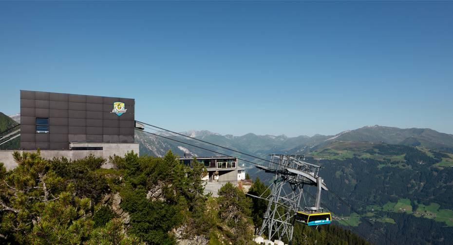 Ahornbahn - größte Penkenbahn Österreichs