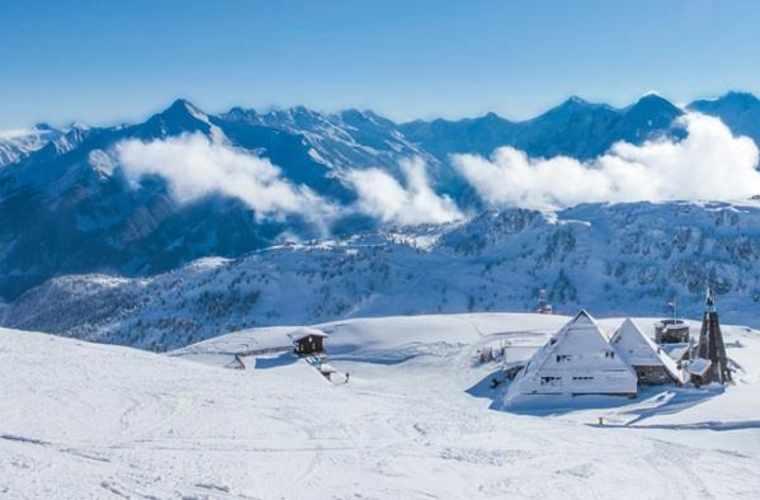 Schneekarhütte 2223m - Penken/Horberg