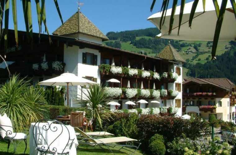 Hotel Alpenblick Ferienschlössl
