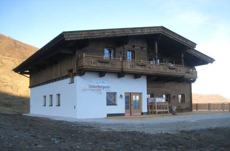 Unterbergalm 2021m - Penken/Horberg