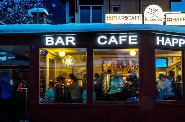 Bar Cafe Happy End