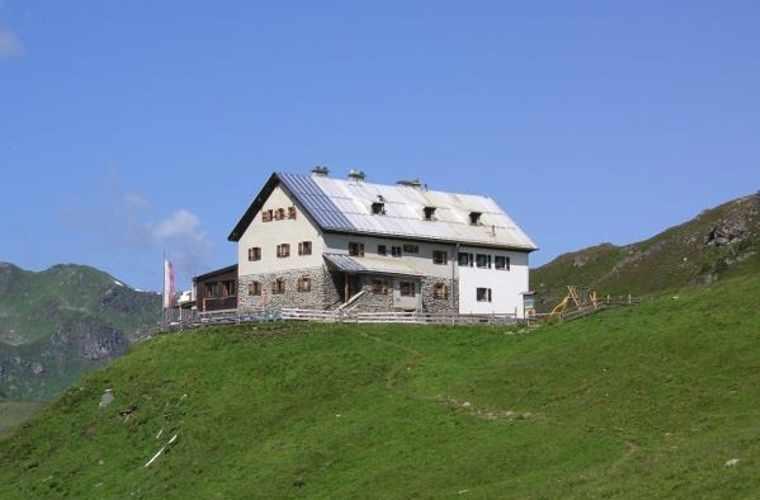 Rastkogelhütte 2124m - Schwendberg