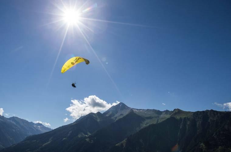 Adlerflug - Flugtaxi Mayrhofen