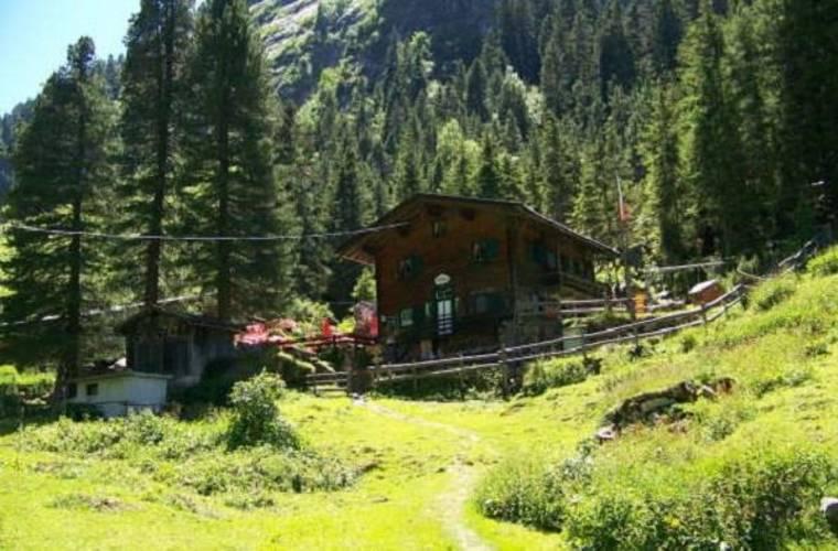 Maxhütte 1445m - Ginzling