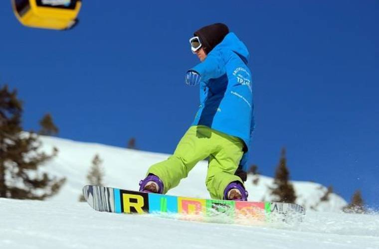 Snowboardschule SMT Mayrhofen