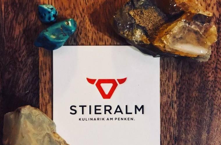 Stieralm 1775m - Penken
