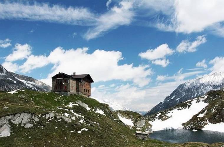 Pfitscherjochhaus 2276m - Pfitsch