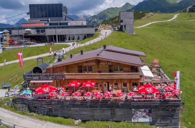 Bergrestaurant Ahornhütte 1965m - Ahorn