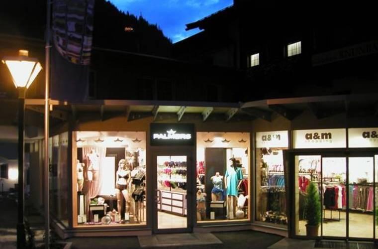 Palmers Verkaufsstelle Mayrhofen