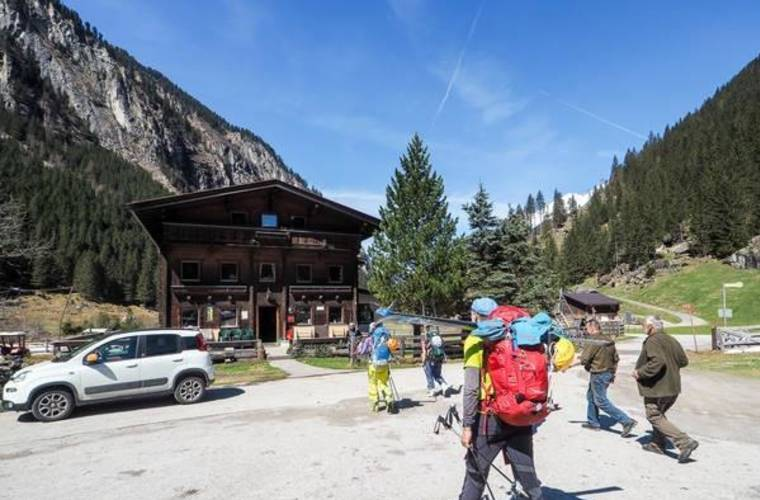 Alpengasthof In der Au 1269m - Zillergrund