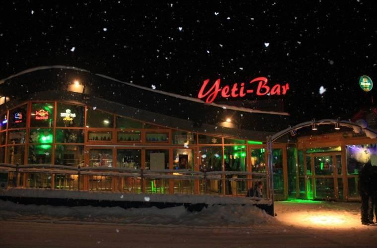 Yeti Bar