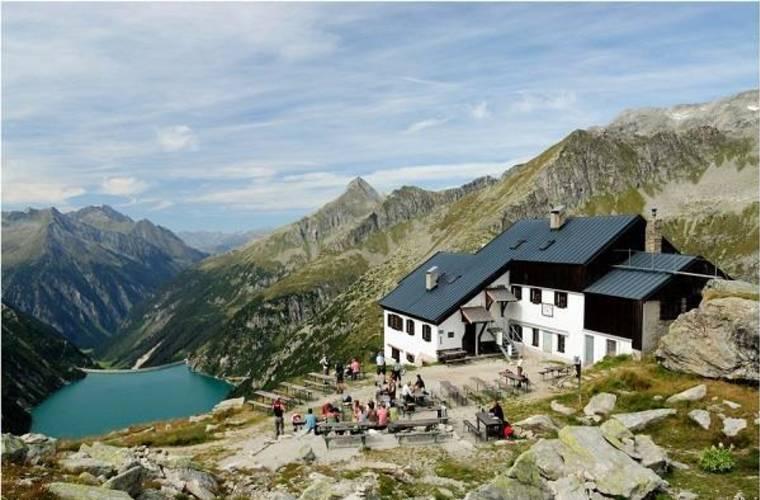 Plauenerhütte 2364m - Zillergrund