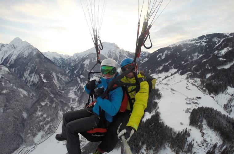 Zillertaler Flugschule - Couple's Flight
