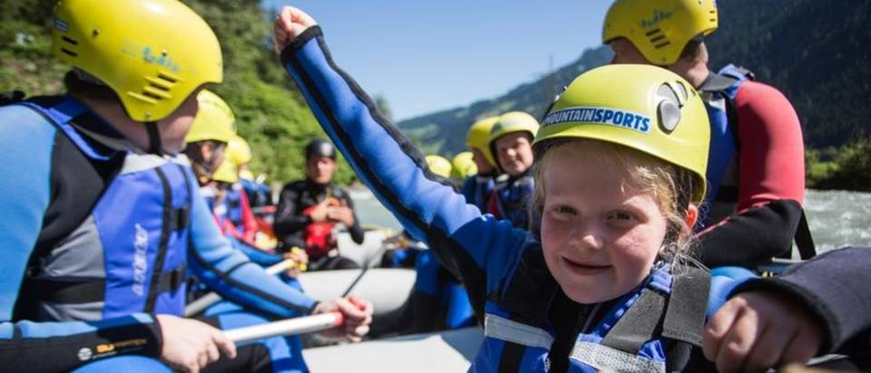 Rafting am Ziller - Mountain Sports
