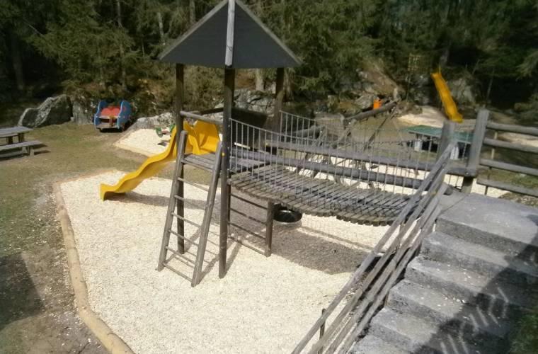 Kinderspielplatz Ofenach