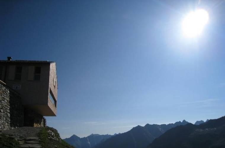 Olpererhütte 2389m - Schlegeisspeicher
