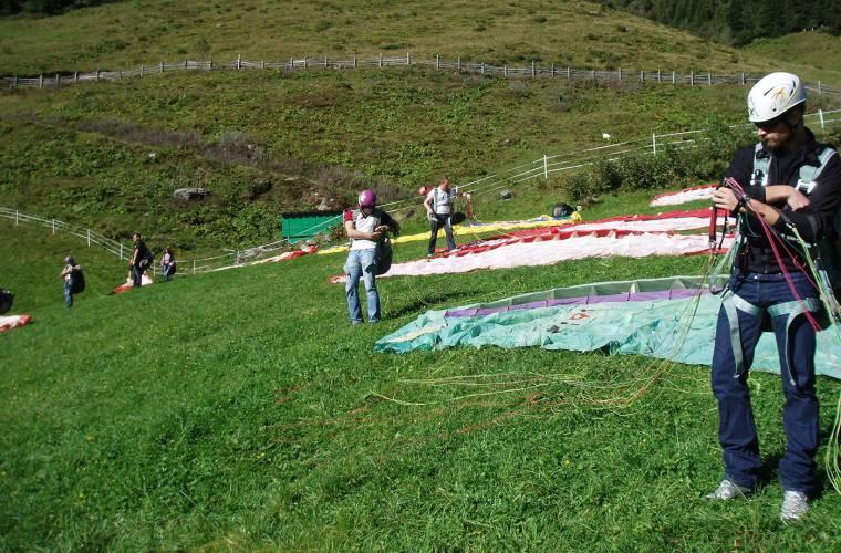 Zillertaler Flugschule – Paragliding Taster Course
