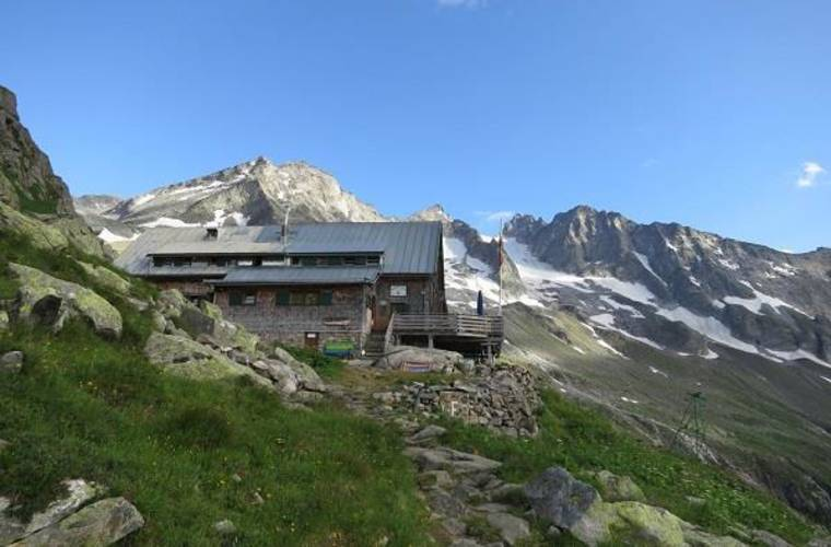 Kasseler Hütte 2178m - Stilluptal