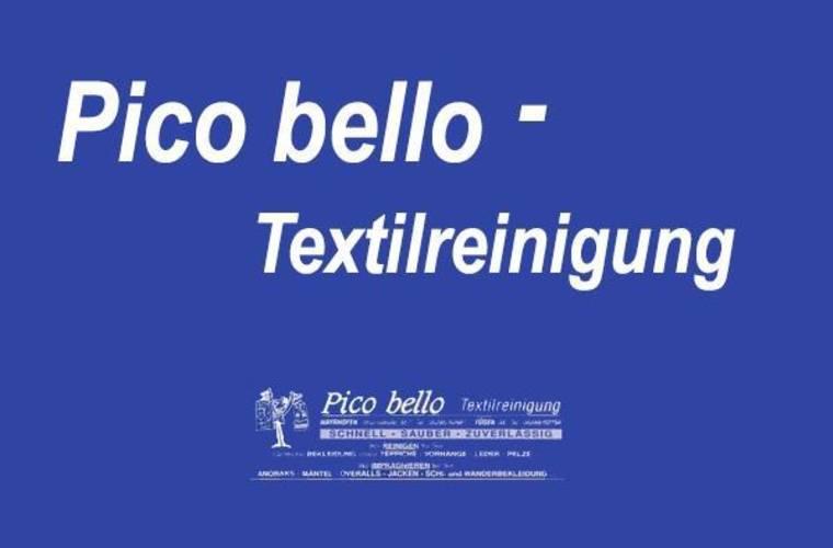 Picco Bello - Textilreinigung