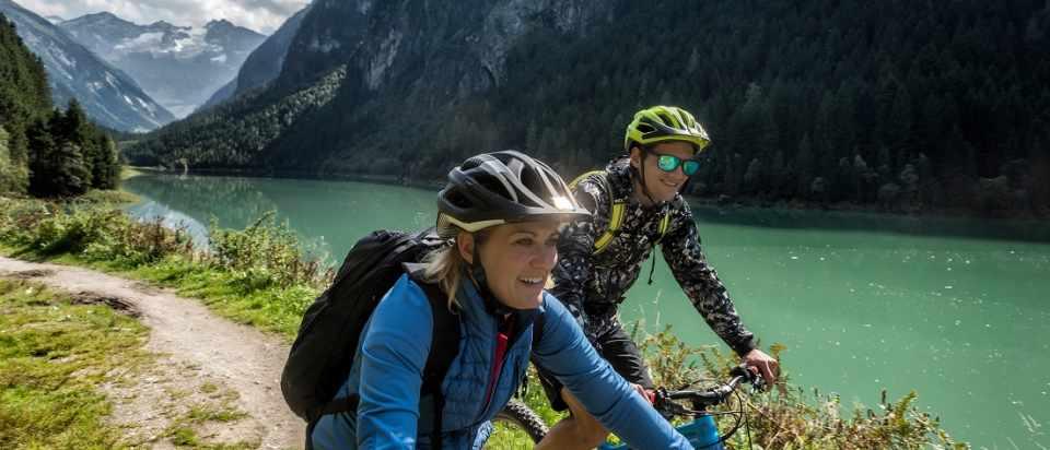 Geführte Bike-Tour - ganzer Tag - Bikeguide Zillertal