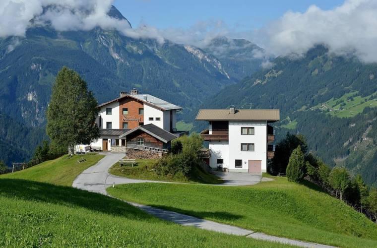 Gasthaus Steinerkogl 1263m - Brandberg
