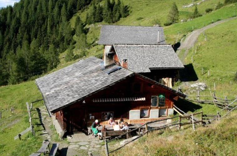 Karlalm 1750m - Ramsberg