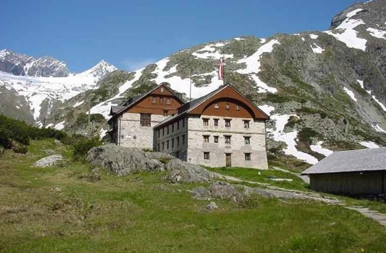Berliner Hütte 2040m - Zemmgrund