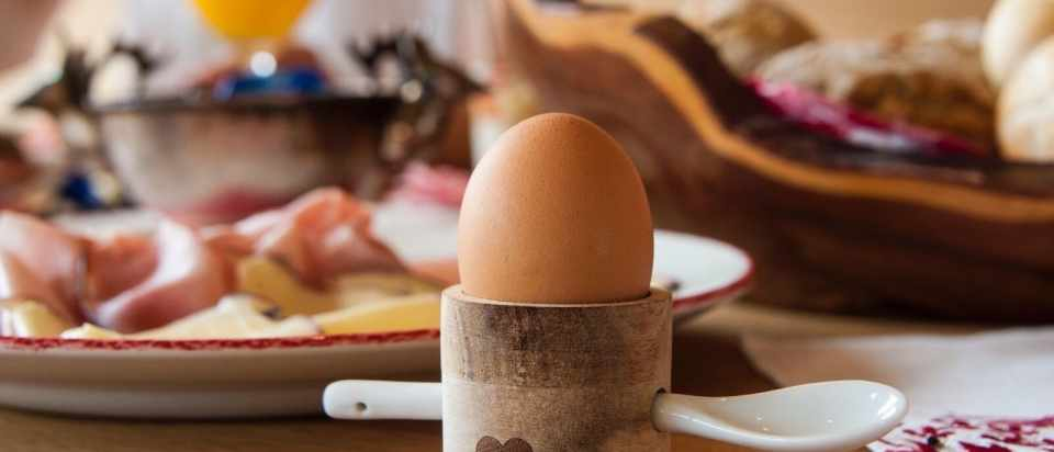 Granatalm - Mountain breakfast