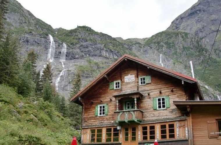 Grawandhütte 1640m - Zemmgrund