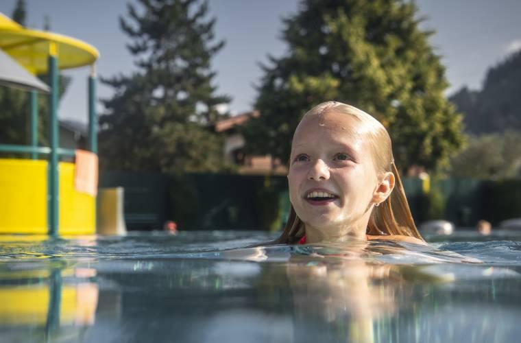 Sommerwelt Hippach - Freibad