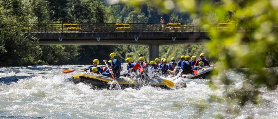 Power Rafting - Mountain Sports
