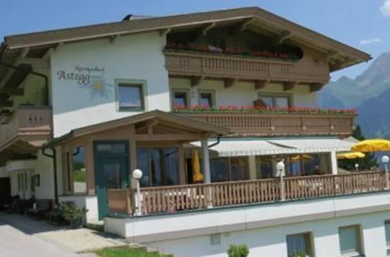 Alpengasthof Astegg 1170m - Penken