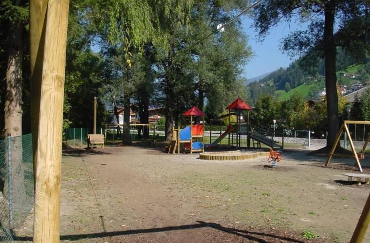 Kinderspielplatz Ramsau (nähe Bahnhof)