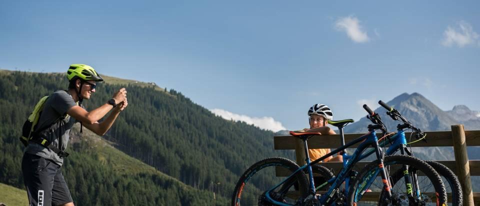 E-Bike-Genießertour 1/2 Tag - Bikeguide Zillertal