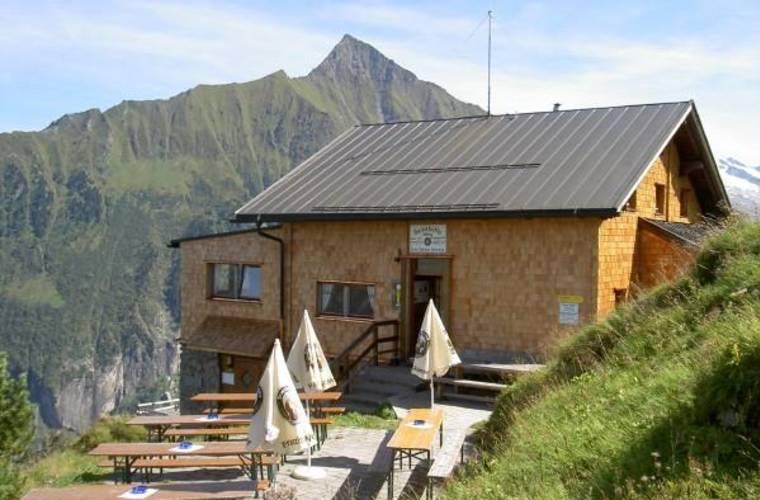 Gamshütte 1921m - Finkenberg