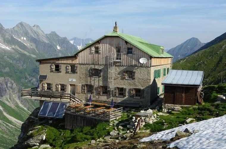 Greizer Hütte 2227m - Ginzling