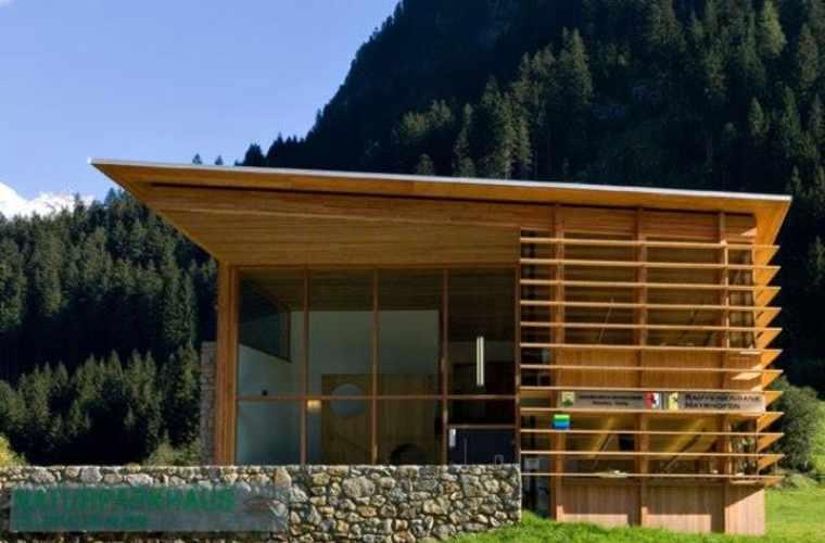 Naturparkhaus Ginzling