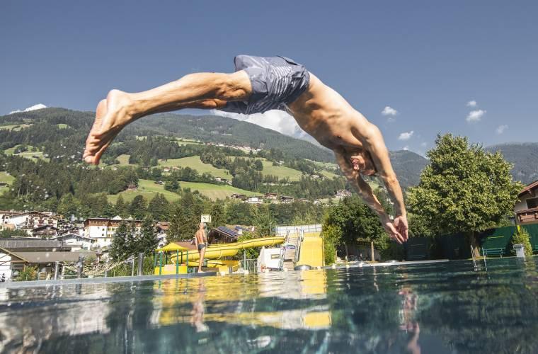 Sommerwelt Hippach - Outdoor Pool