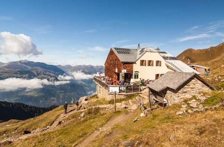 Edelhütte 2238m - Ahorn