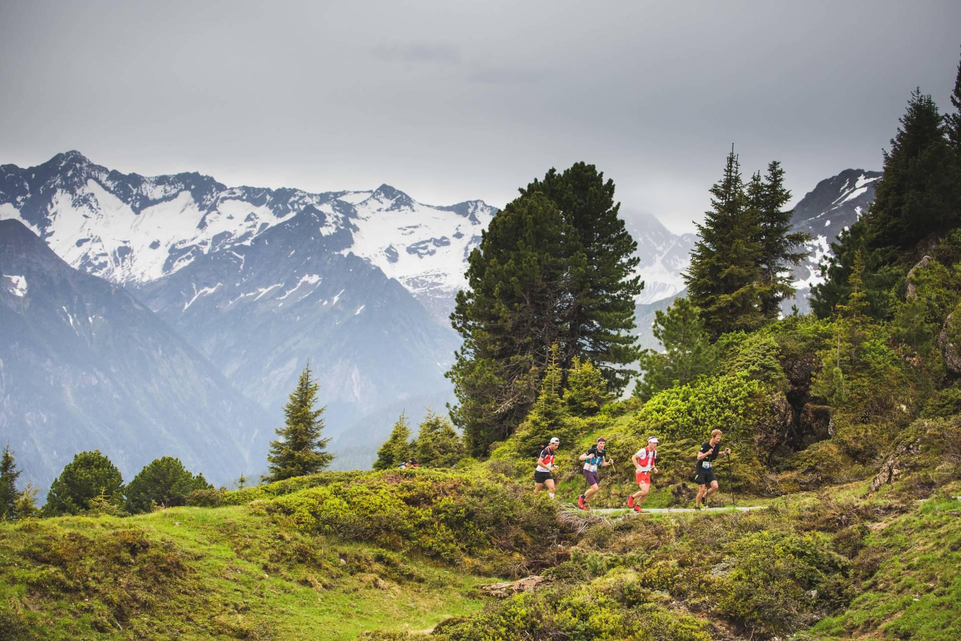 Ultraks Mayrhofen the unique running event in Mayrhofen .