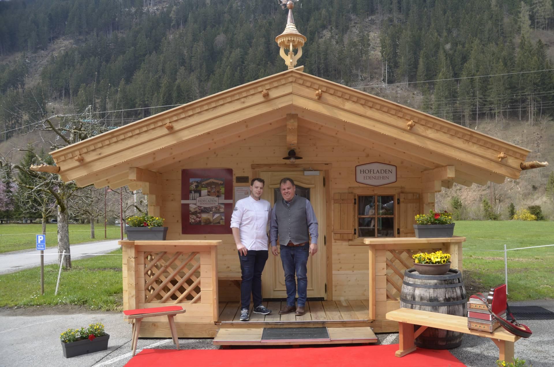 Hofladen Edenlehen in Mayrhofen