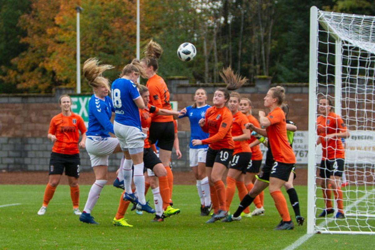 SSE Cup: Rangers 1-4 Glasgow City | Rangers