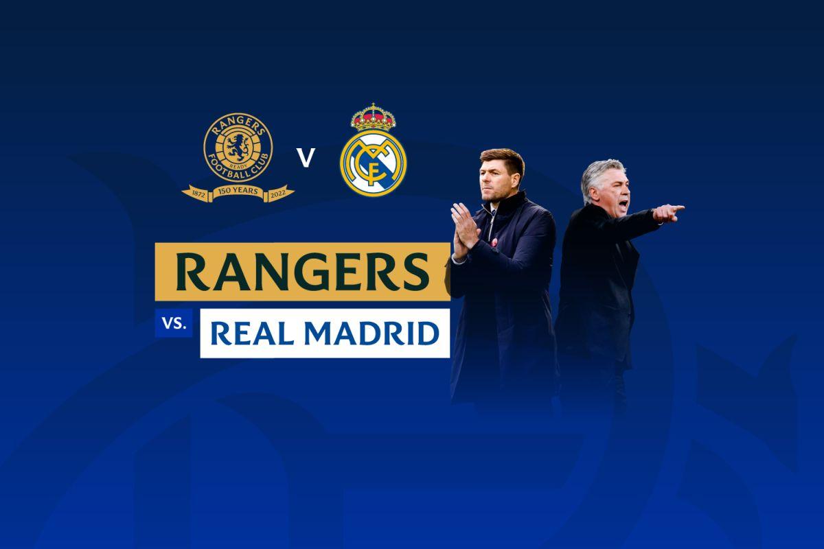 rangers vs real madrid - photo #20