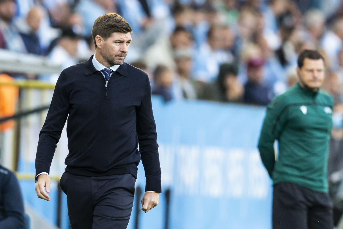 Gerrard Points Rallying Cry To Followers For Second Leg