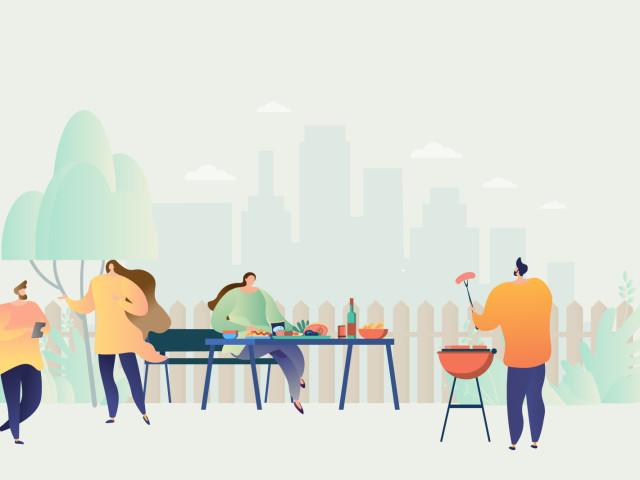 6 BBQ Catering Ideen fürs Firmen-Grillevent 2021