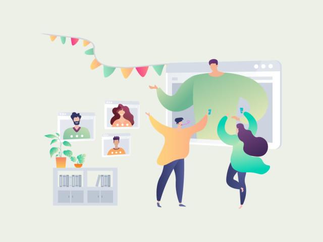 Online Team Events: 15 Ideen für Remote Teams