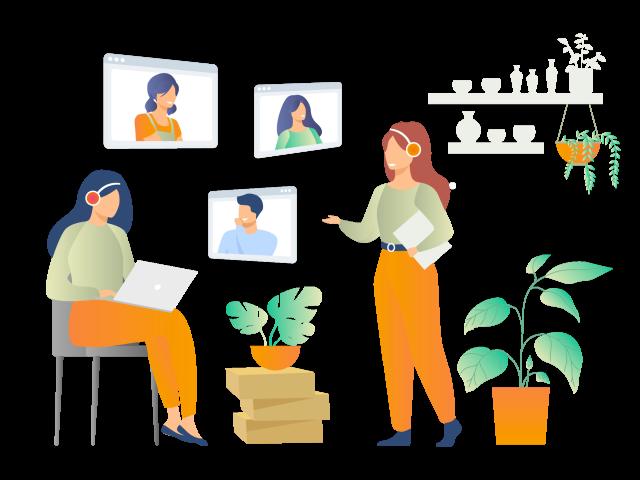 8 Tipps für erfolgreiche Webkonferenzen und Online Meetings