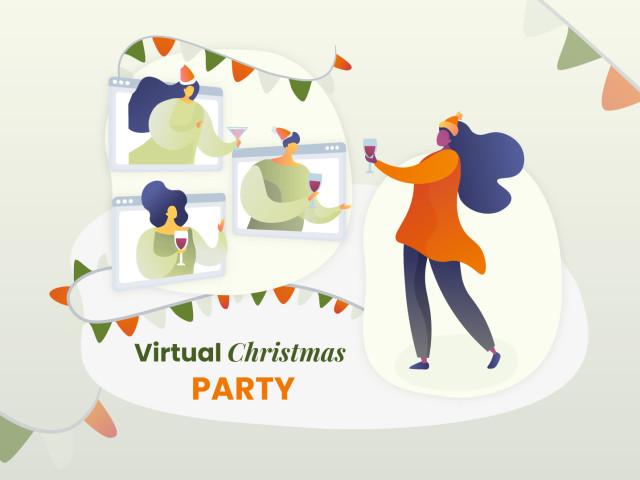 Virtuelle Weihnachtsfeier: 10 Event Ideen für 2021